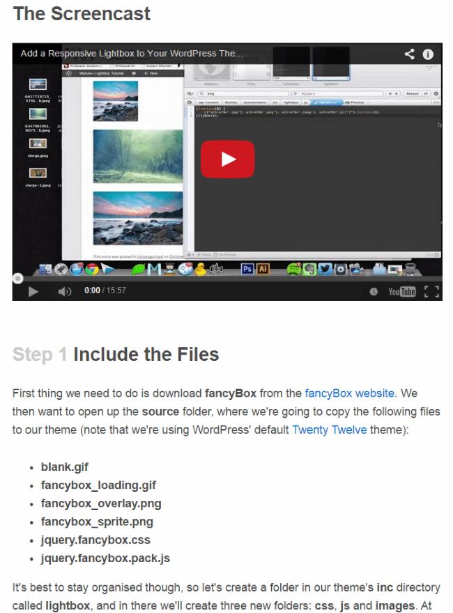how to add widgets to your wordpress theme