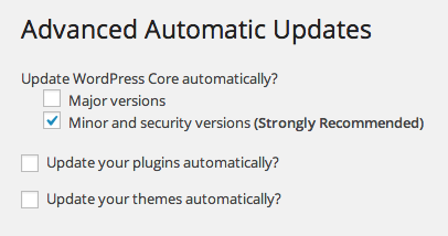 Advanced-Automatic-Updates