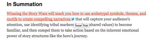 Inline-Tweet-Sharer-Example