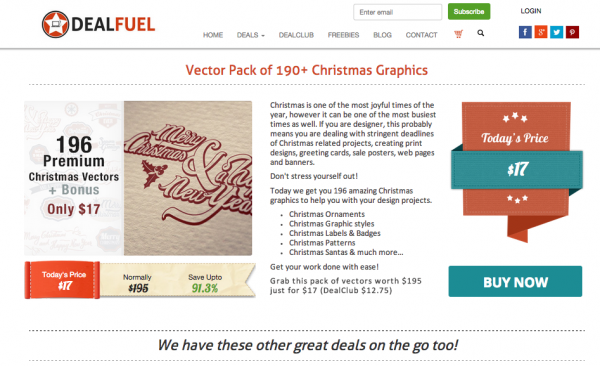 WordPress and Web Design Related Deals on DealFuel