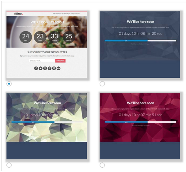 Why You Should Use WordPress Countdown Plugins - Coming Soon Landing Page