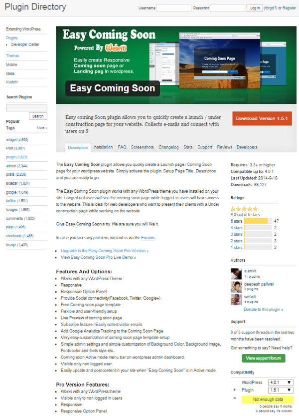 Why You Should Use WordPress Countdown Plugins - Easy Coming Soon