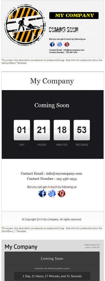 Why You Should Use WordPress Countdown Plugins - Smart Maintenance and Countdown