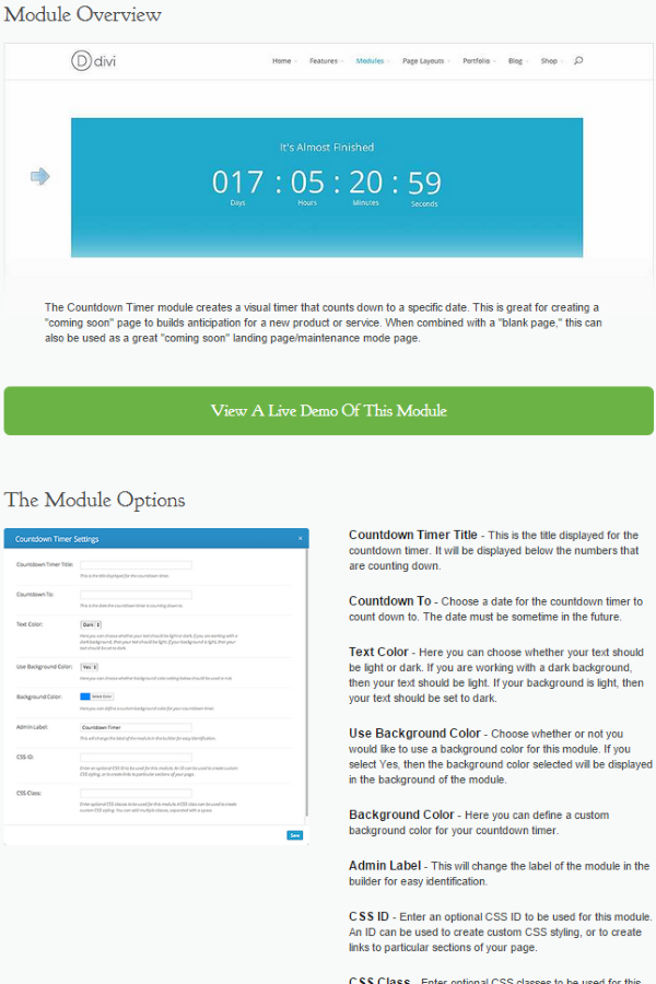 Why You Should Use WordPress Countdown Plugins - The Countdown Timer Module
