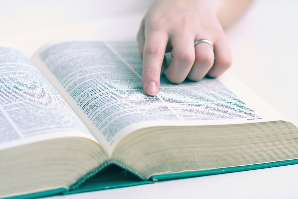 Categories & tags work like a book's table of contents & index. (Imageby Daniele Carotenuto/ shutterstock.com)