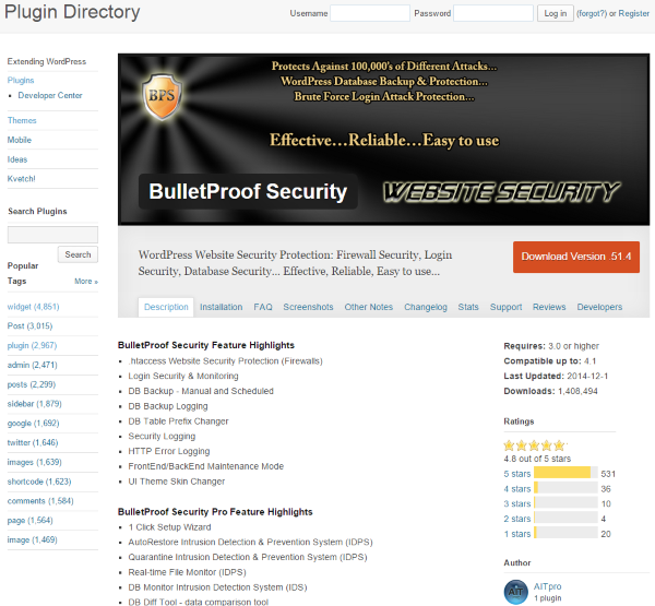 Everything You Need to Know About the iThemes Security Plugin - BulletProof Security