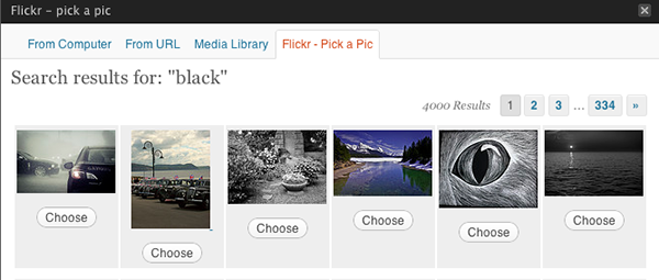 Flickr-Pick-a-Picture