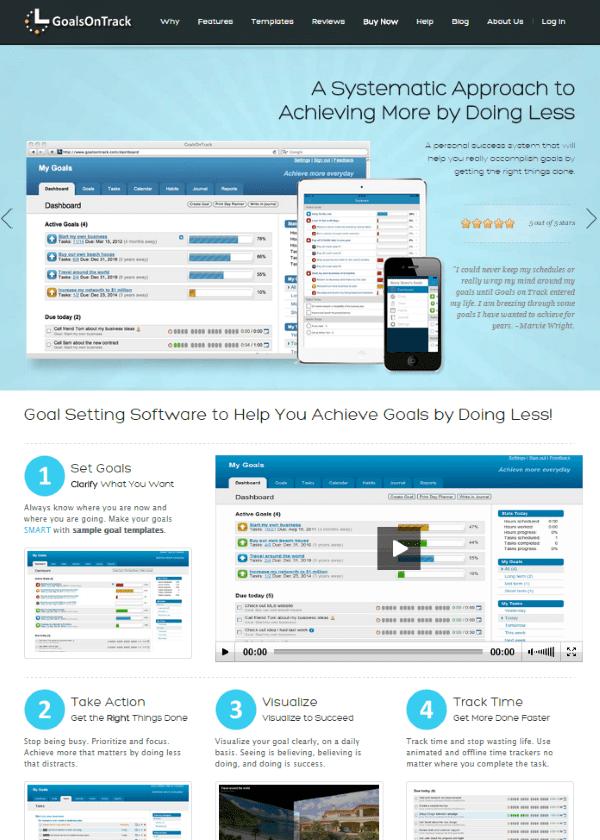 Goal Setting for WordPress Web Designers - GoalsOnTrack