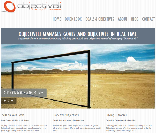 Goal Setting for WordPress Web Designers - Objectiveli