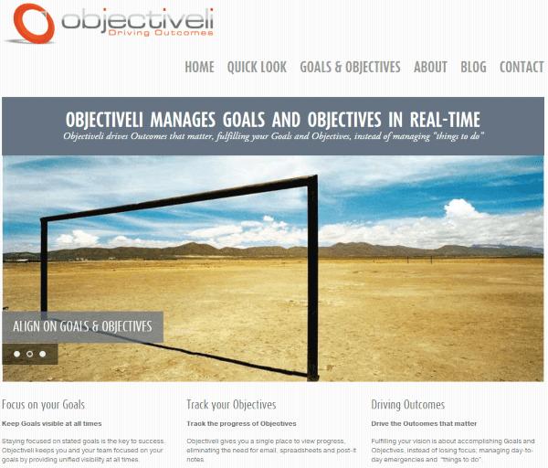 Goal Setting for WordPress Web Designers - Objectiveli