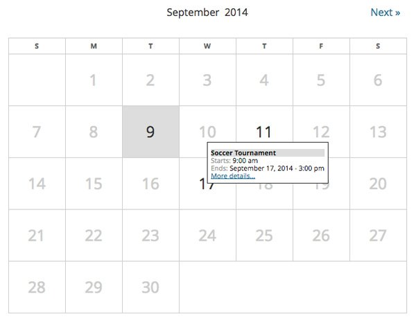 How To Integrate Google Calendar With WordPress | Elegant ...