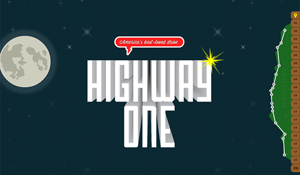 Highway-One-Game-Parallax