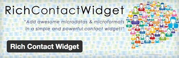 Rich-Contact-Widget
