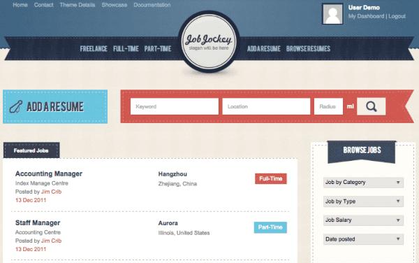 job board website