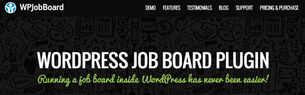 Create a job board on your existing site using WP Job Board