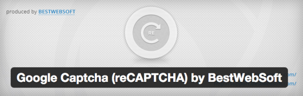 Google Captcha plugin by Best Web Soft