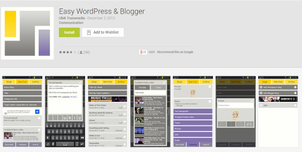 The Best WordPress Android Apps You Probably Aren't Using - Easy WordPress and Blogger