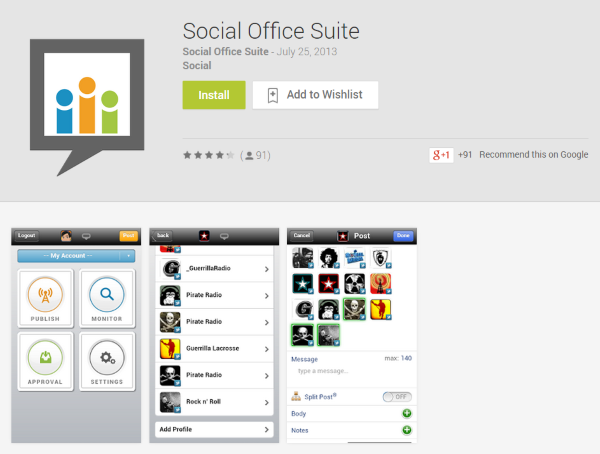 The Best WordPress Android Apps You Probably Aren't Using - Social Office Suite