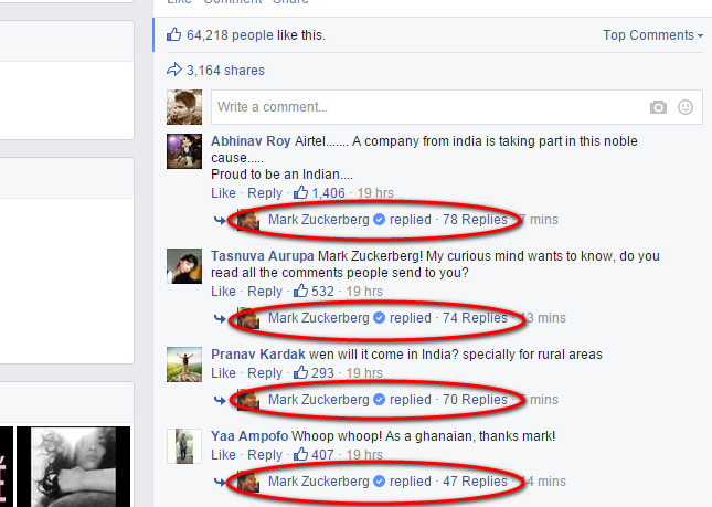 Facebook comments increase post engagement