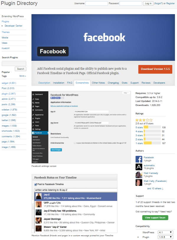 How To Post To Facebook From WordPress - Facebook