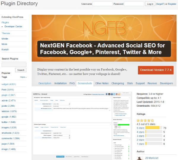 How To Post To Facebook From WordPress - NextGEN Facebook