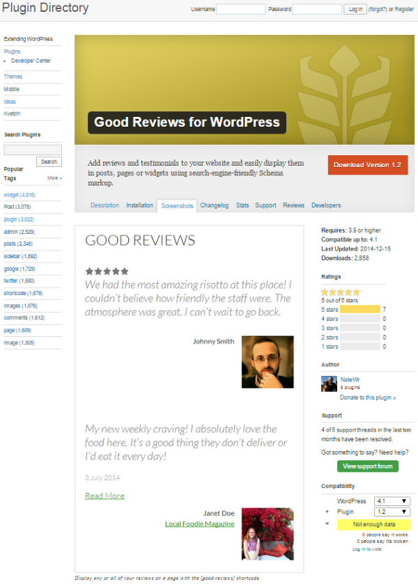 How to Build a Restaurant Website with WordPress - Good Reviews for WordPress