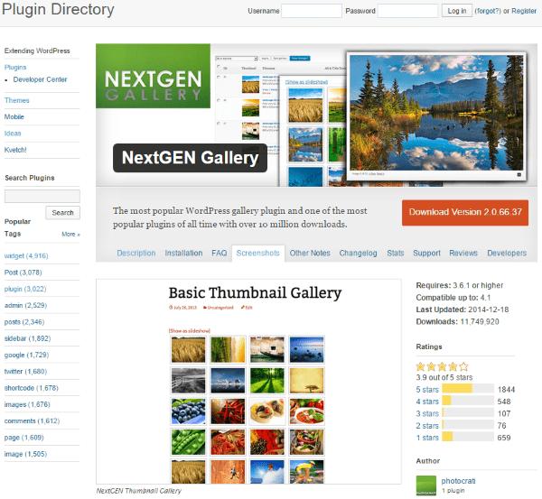 How to Build a Restaurant Website with WordPress - NextGEN Gallery