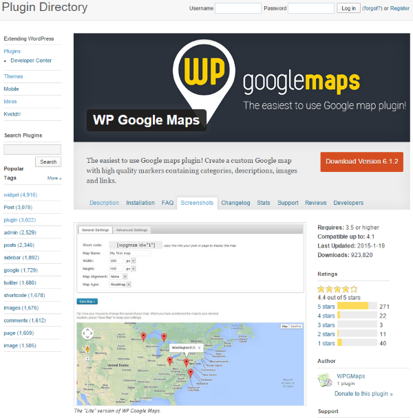 How to Build a Restaurant Website with WordPress - WP Google Maps