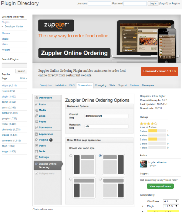 How to Build a Restaurant Website with WordPress - Zuppler Online Ordering