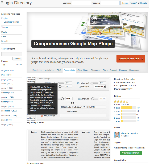 How to Build a Wedding Website with WordPress - Comprehensive Google Map Plugin