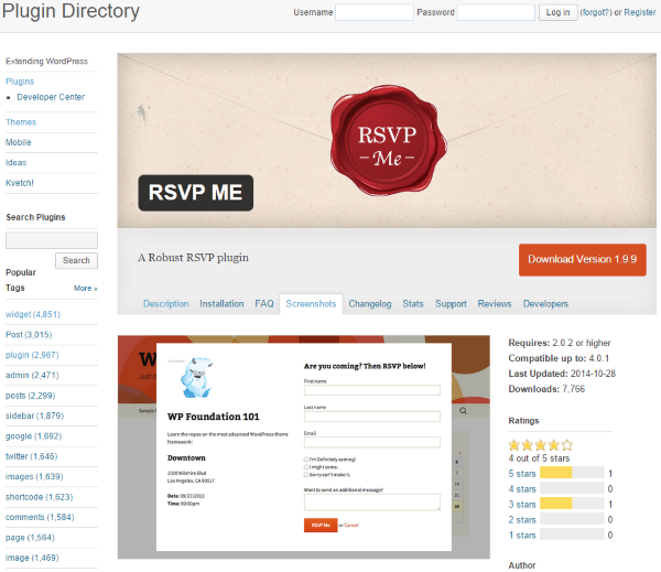How to Build a Wedding Website with WordPress - RSVP ME