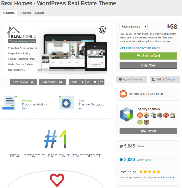 How to Integrate MLS Listings Into a Real Estate Website - Real Homes - WordPress Real Estate Theme