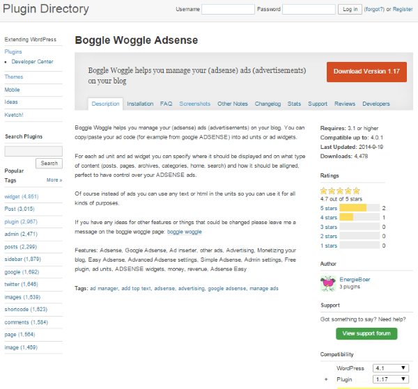 How to Monetize Your WordPress Site Using Adsense - Boggle Woggle Adsense