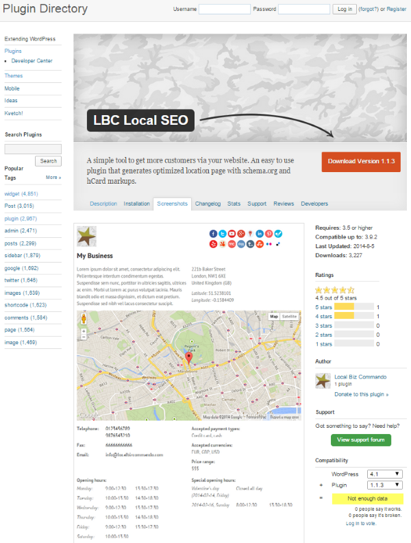 How to Optimize Your WordPress Site for Local Search - LBC Local SEO