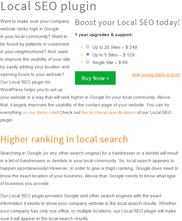 How to Optimize Your WordPress Site for Local Search - Local SEO Plugin by Yoast