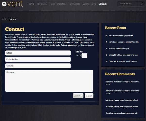 How to Set Up WordPress Event Registration - Elegant Theme's Event Theme 3