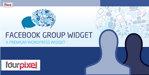 Facebook Group Widget plugin for WordPress