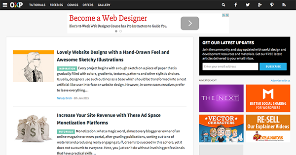 Web-Design-Blogs-2015-One-Xtra-Pixel