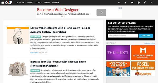 Web-Design-Blogs-2015-One-Xtra-Pixel