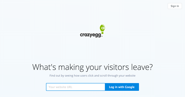 WordPress-Analytics-Crazyegg