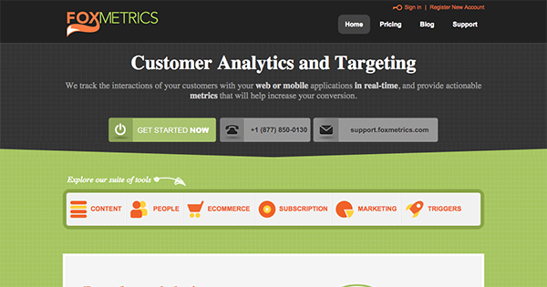 WordPress-Analytics-Foxmetrics