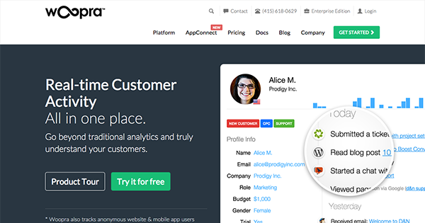 WordPress-Analytics-Woopra
