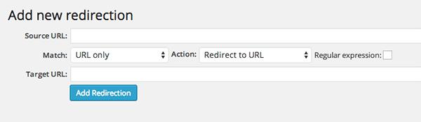 WordPress-Slugs-Redirections