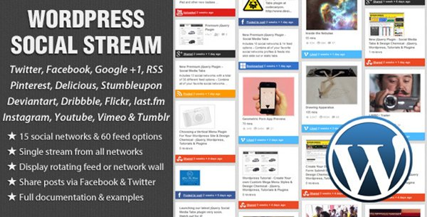How to create a wordpress social feed elegant themes blog for Wordpress rss feed template