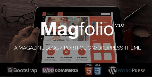 Magfolio WooCommerce Theme