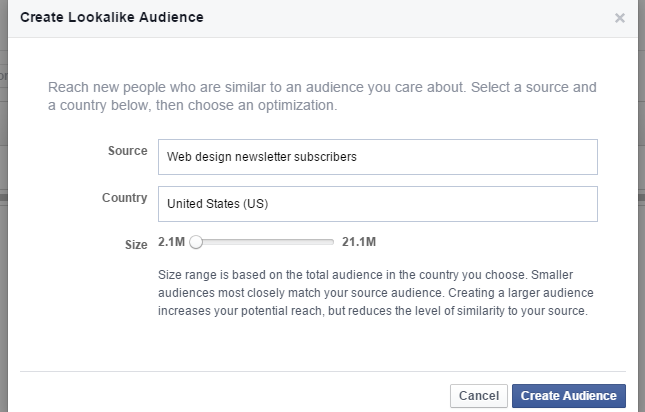 Lookalike Audience For More Conversions