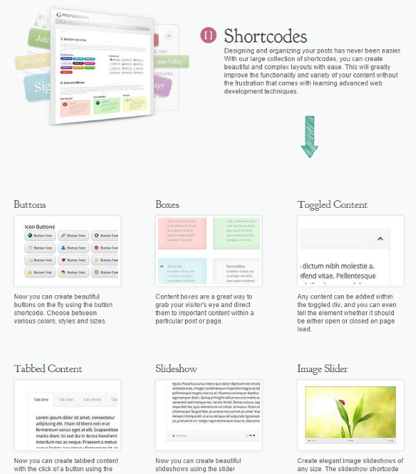 7 Creative Ways to Take Advantage of Your WordPress Site's Footer - ET Shortcodes