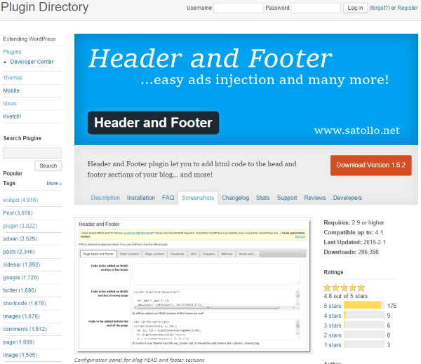 7 Creative Ways to Take Advantage of Your WordPress Site's Footer - Header and Footer