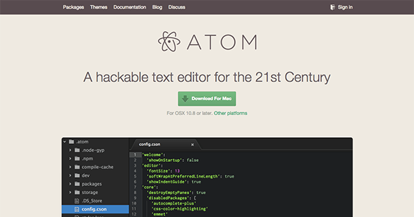 The 11 Best Code Editors Available In 2015 Elegant