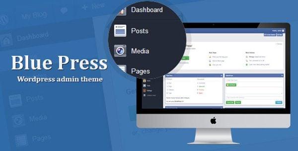 BluePress-Admin-Theme